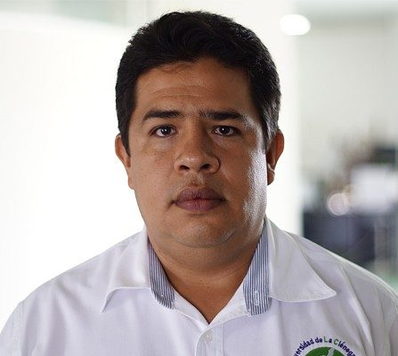 Ing. Luis Humberto Cuevas Rentería