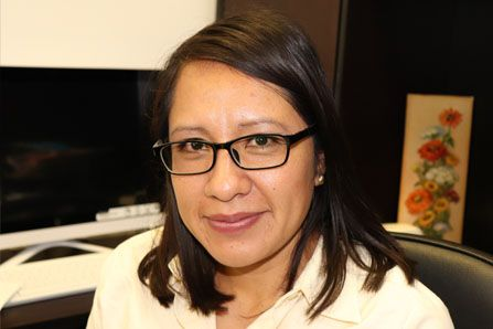 Mtra. Miriam Arroyo Damián