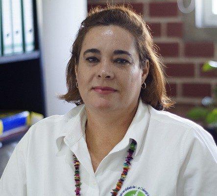 Dra. Alba Yolanda Ortega Cárdenas