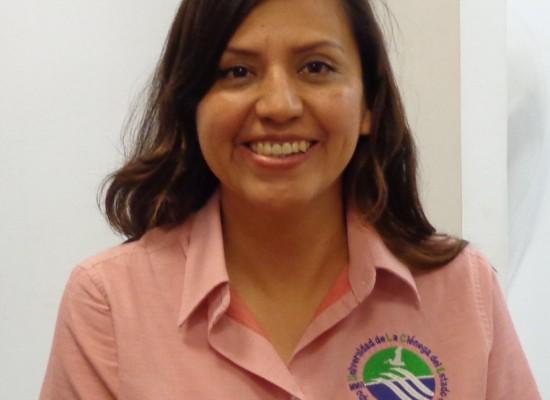 C. Claudia Angélica Sánchez Aguilar