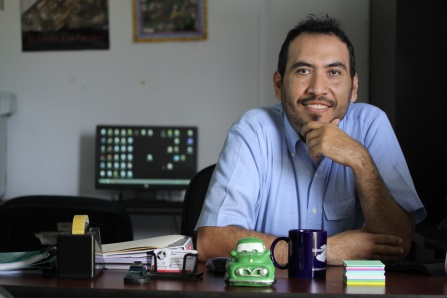Dr. José David Calderón García
