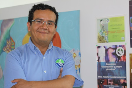 Mtro. Roberto Escobar Amezcua