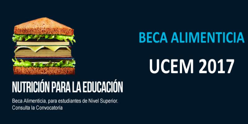 Becas 2017 2018 universidad de la ci nega - Becas de comedor 2017 ...
